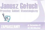 Prywatny Gabinet Stomatologiczny Janusz Gołuch, ul. Katowicka 91, Mikołów