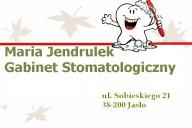 Maria Jendrulek Gabinet Stomatologiczny, ul. Sobieskiego 21, Jasło