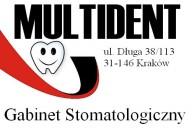 Multident Gabinet Stomatologiczny, ul. Długa 38/112, Kraków