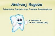 Andrzej Rogoża Indywidualna Specjalistyczna Praktyka Stomatologiczna, ul. Kościuszki 5, Trzcińsko Zdrój