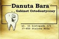 Danuta Bara Gabinet Ortodontyczny, ul. 11 Listopada 3/1, Stalowa Wola