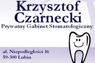 Czarnecki Krzysztof Prywatny Gabinet Stomatologiczny, al. Niepodległości 16, Lubin