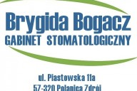 Gabinet Stomatologiczny lek. stom. Brygida Bogacz, ul. Piastowska 11a, Polanica Zdrój