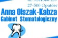 Anna Olszak-Kabza Gabinet Stomatologiczny