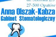 Anna Olszak-Kabza Gabinet Stomatologiczny, ul. Szeroka 2/3, Opatów