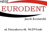 EURODENT NZOZ Jacek Koziarski, ul. Dożynkowa 44, Łódź