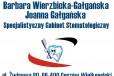 Specjalistyczny Gabinet Stomatologiczny Barbara Wierzbicka-Gałgańska, Joanna Gałgańska