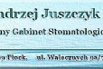 Prywatny Gabinet Stomatologiczny Andrzej Juszczyk