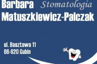 Prywatna Praktyka Stomatologiczna - Barbara Matuszkiewicz-Palczak, ul. Basztowa 11, Gubin