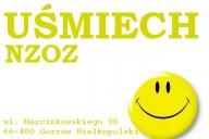 NZOZ Uśmiech, ul. Marcinkowskiego 90 (granatowy pawilon) , Gorzów Wielkopolski