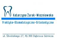 Katarzyna Żurek-Wiszniowska NZOZ Praktyka-Stomatologiczno-Ortodontyczna, ul.  Skalskiego 5, Dąbrowa Górnicza