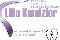 Lilla Kondzior Gabinet Stomatologiczny, ul. Armii Krajowej 7, Mońki