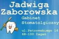 Jadwiga Zaborowska Gabinet Stomatologiczny, ul. Pstrowskiego 16, Żagań