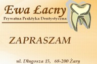 Gabinet Stomatologiczny Ewa Łacny, ul. Długosza 15, Żary