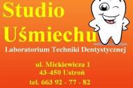 Studio Uśmiechu Laboratorium Techniki Dentystycznej, ul. Mickiewicza 1, Ustroń