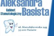 Aleksandra Basista Gabinet Stomatologiczny , ul. Starodąbrowska 24g, Tarnów