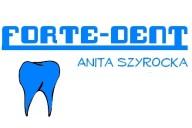 Forte - Vite Indywidualna Praktyka Stomatologiczna Anita Szyrocka-Frukacz, ul.Europejska 35/LU2, Szczecin