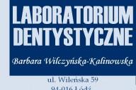 Barbara Wilczyńska-Kalinowska Laboratorium Dentystyczne , ul. Wileńska 59, Łódź