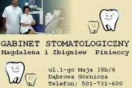 Fresh-Dental s.c. Magdalena i Zbigniew Pinieccy, ul.1-go Maja 38b/6, Dąbrowa Górnicza