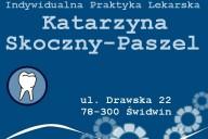 Katarzyna Skoczny-Paszel Indywidualna Praktyka Lekarska, ul. Drawska 22, Świdwin