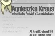 Agnieszka Kraus Indywidualna Praktyka Stomatologiczna, Al. Armii Krajowej 193, Bielsko-Biała