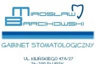 Mirosław Barcikowski Gabinet Stomatologiczny, ul. Kopernika 7, Słupsk