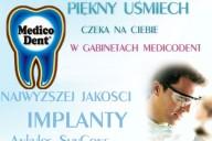 Klinika Stomatologiczno-Implantologiczna MedicoDent, ul. Starowiejska 24, Gdynia