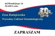 Ewa Ratajewska Prywatny Gabinet Stomatologiczny, ul. Piłsudskiego 14, Lesko