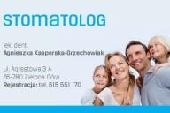 Agnieszka Kasperska-Grzechowiak Gabinet Stomatologiczny, ul. Agrestowa 3A, Zielona Góra