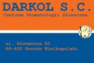Darkol S.C. NZOZ Centrum Stomatologii Słoneczne, ul. Słoneczna 62 , Gorzów Wielkopolski