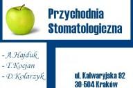 Kalwaryjska 92 Przychodnia Stomatologiczna, ul. Kalwaryjska 92, Kraków