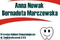 Anna Nowak, Bernadeta Marczewska Prywatny Gabinet Stomatologiczny, ul. Znojkiewiczowej 4/6 B , Kielce