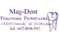 Mag-Dent Pracownia Protetyczna Luiza Magdalena Duryło, ul. 21-go Stycznia 7, Ostróda