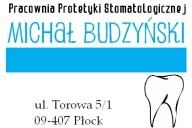 Michał Budzyński Pracownia Protetyki Stomatologicznej, ul. Torowa 5 /1  , Płock
