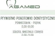 Agamed Centrum Medyczne Agata Jeżak, ul. Miła 4/8, Radom