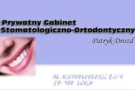 Patryk Drozd, Alina Drozd Prywatny Gabinet Stomatologiczno-Ortodontyczny, al. Niepodległości 21/4, Lubin