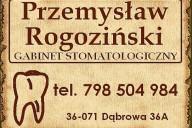 Przemysław Rogoziński Gabinet Stomatologiczny, Dąbrowa 36A, Dąbrowa