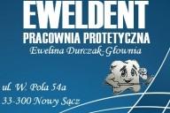 Eweldent Pracownia Protetyczna Ewelina Durczak-Głownia, ul. W. Pola 54a, Nowy Sącz