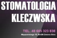 Dagmara Kleczewska - Stomatologia Rodzinna, ul. Wyspiańskiego 15, Zielona Góra