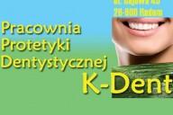 K-Dent Pracownia Protetyki Dentystycznej Katarzyna Bromowicz, ul. Gajowa 45, Radom