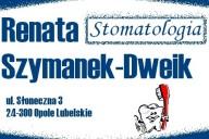 Renata Szymanek-Dweik Indywidualna Specjalistyczna Praktyka Lekarska - Stomatologia, ul. Partyzancka 21, Opole Lubelskie