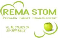 Brumirska Marta, Gniadek Regina Rema Stom Prywatny Gabinet Stomatologiczny, ul. Strasza 3a, Kielce