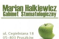 Marian Halkiewicz Gabinet Stomatologiczny, ul. Cegielniana 18, Pruszków