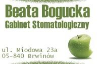 Beata Bogucka Gabinet Stomatologiczny, ul. Miodowa 23a, Brwinów