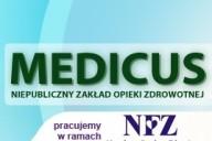Medicus Specjalistyczne Centrum Stomatologiczne, ul. Żwirki i Wigury 2B, Kęty
