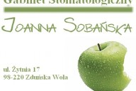 Joanna Sobańska Gabinet Stomatologiczny, ul. Żytnia 17, Zduńska Wola