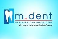M_DENT Gabinet Stomatologiczny Marlena Kusiak-Cerazy, ul.Słowackiego 8i/1, Stargard Szczeciński