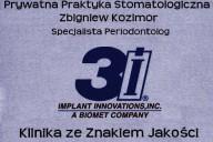 Zbigniew Kozimor Prywatna Praktyka Stomatologiczna, ul. Polna 22, Bystrzyca Kłodzka