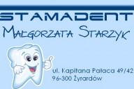 STAMADENT Małgorzata Starzyk, ul. Kapitana Pałaca 49/42, Żyrardów