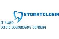 Dr n.med. Dorota Bogdanowicz-Gapińska Gabinet Stomatologiczny, ul. Kostrzyńska 7, Pobiedziska